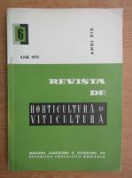 Anticariat: Revista de horticultura si viticultura, anul XIX, nr. 6, iunie 1970
