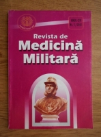 Anticariat: Revista de medicina militara
