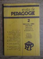 Revista de pedagogie, nr. 2, februarie 1982