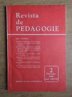 Revista de pedagogie, nr. 2, februarie 1988