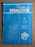 Anticariat: Revista de pedagogie, nr. 5, mai 1986
