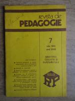 Revista de pedagogie, nr. 7, iulie 1983