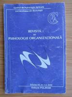 Anticariat: Revista de psihologie organizationala, volumul III, nr. 1-2, anul 2003