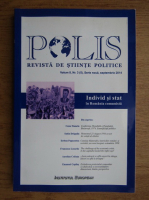 Anticariat: Revista de stiinta policite Polis, volumul 2, nr. 3 (5), septembrie 2014