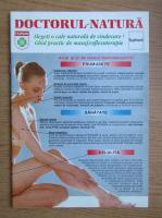 Anticariat: Revista Doctorul Natura, supliment