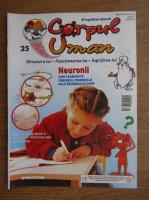 Anticariat: Revista explorand corpul uman. Neuronii. Nr. 25