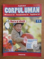 Anticariat: Revista Explorand Corpul Uman, nr. 11, 2000