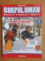Anticariat: Revista Explorand Corpul Uman, nr. 12, 2000