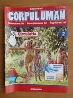 Anticariat: Revista Explorand Corpul Uman, nr. 2, 2000