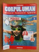 Anticariat: Revista Explorand Corpul Uman, nr. 3, 2000