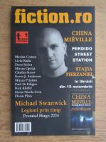 Anticariat: Revista Fiction.ro, nr. 1, noiembrie 2005