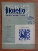 Anticariat: Revista Filatelia, nr. 1 (97), anul XV, ianurie 1966