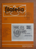 Anticariat: Revista Filatelia, nr. 1, anul VIII (36), februarie 1959