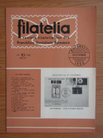 Anticariat: Revista Filatelia, nr. 10 (126), anul XV, octombrie 1966