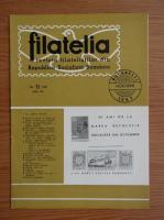 Anticariat: Revista Filatelia, nr. 11 (139), anul XVI, noiembrie 1967