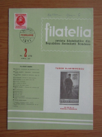 Anticariat: Revista Filatelia, nr. 2 (178), anul XX, februarie 1971