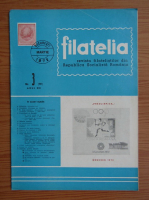 Anticariat: Revista Filatelia, nr. 3 (191), anul XXI, martie 1972