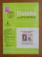 Anticariat: Revista Filatelia, nr. 4 (204), anul XXII, aprilie 1973