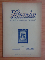 Anticariat: Revista Filatelia, nr. 4-5 (10-11), anul IV, septembrie-octombrie 1955