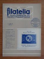 Anticariat: Revista Filatelia, nr. 4 (88), anul XIV, aprilie 1965