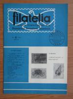 Anticariat: Revista Filatelia, nr. 6 (122), anul XV, iunie 1966
