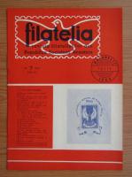 Anticariat: Revista Filatelia, nr. 7 (123), anul XV, iulie 1966