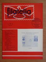 Anticariat: Revista Filatelia, nr. 7 (91), anul XIV, iulie 1965