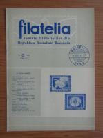Anticariat: Revista Filatelia, nr. 8 (124), anul XV, august 1966