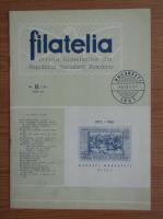 Anticariat: Revista Filatelia, nr. 8 (136), anul XVI, august 1967