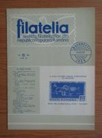 Anticariat: Revista Filatelia, nr. 8 (92), anul XIV, august 1965