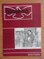 Anticariat: Revista Filatelia, nr. 8, anul VII (29), august 1958