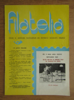 Anticariat: Revista Filatelia, nr. 9, anul XXXVIII (400), septembrie 1989
