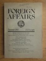 Anticariat: Revista Foreign Affairs, volumul 59, nr. 5,  summer 1981