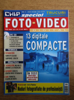 Anticariat: Revista Foto-Video. 13 digitale compacte. Martie 2005