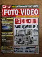 Anticariat: Revista Foto-Video. 13 minciuni despre aparatele foto. Ianuarie, februarie 2007