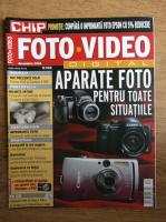 Anticariat: Revista Foto-Video. Aparate foto pentru toate situatiile. Decembrie 2006