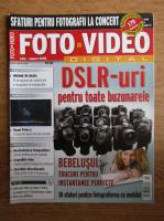 Anticariat: Revista Foto-Video. DSLR-uri pentru toate buzunarele