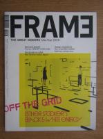 Anticariat: Revista Frame, martie-aprilie 2009