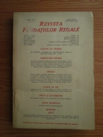 Anticariat: Revista Fundatiilor Regale (nr. 2, februarie 1947)