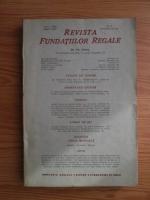 Anticariat: Revista Fundatiilor Regale (nr. 9, septembrie 1946)
