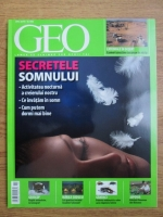 Anticariat: Revista Geo, aprilie 2006