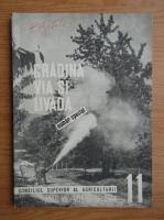 Revista Gradina, via si livada, nr. 11, noiembrie 1964