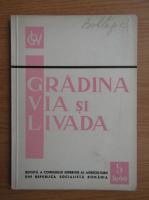 Anticariat: Revista Gradina, via si livada, nr. 5, mai 1966