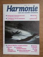 Anticariat: Revista Harmonie, hiver 1990, no. 26, 40 FF