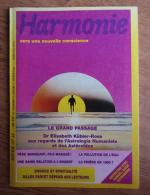 Anticariat: Revista Harmonie, nr. 22, anul 1989