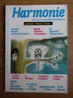 Anticariat: Revista Harmonie, nr. 24, anul 1990