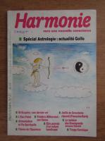 Anticariat: Revista Harmonie, printemps 1991, no. 27, 40 FF