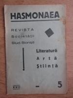 Anticariat: Revista Hasmonaea, anul XVII, nr. 5, decembrie 1935