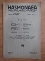 Revista Hasmonaea, anul XXI, nr. 7, ianuarie 1940