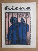 Revista Hiena, anul III, nr. 11, 24 decembrie 1922